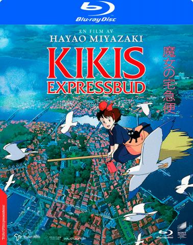 Kiki's Delivery Service/Kikis Expressbud