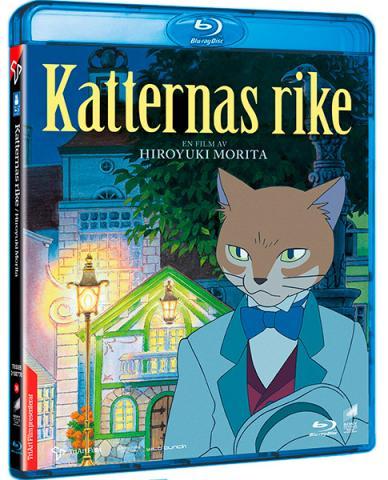 The Cat Returns/Katternas rike (blu-ray)