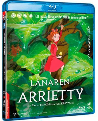 Lånaren Arrietty