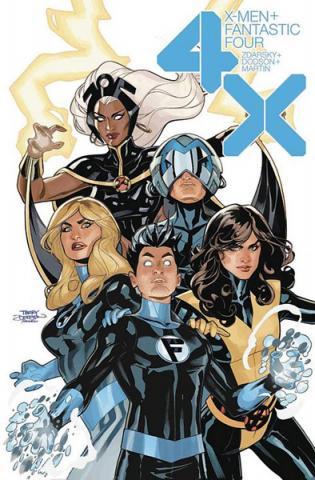 X-Men/Fantastic Four 4X