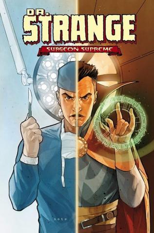 Dr. Strange, Surgeon Supreme Vol 1: Under the Knife