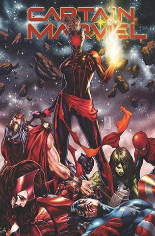 Captain Marvel Vol 3: The Last Avenger