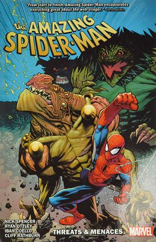 Amazing Spider-Man By Nick Spencer Vol 8: Threats & Menaces