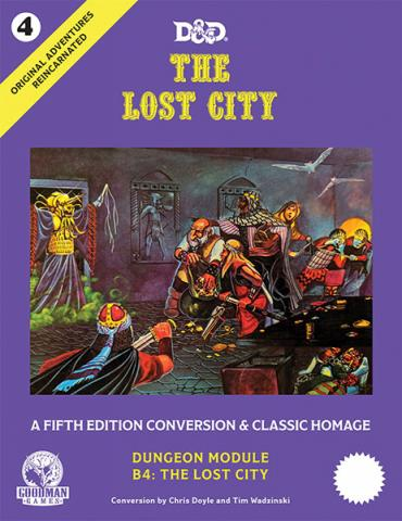 #4 The Lost City