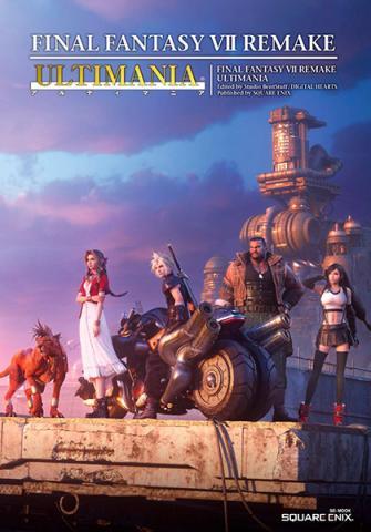 Final Fantasy VII Remake Ultimania