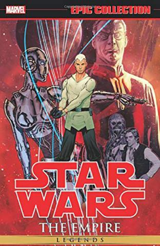 Star Wars Legends Epic Collection: The Empire Vol 6