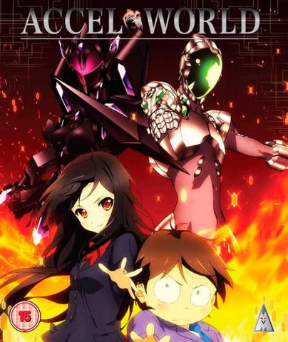 Accel World, Complete Series