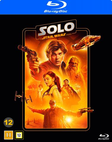 Solo: A Star Wars Story (2-disc)