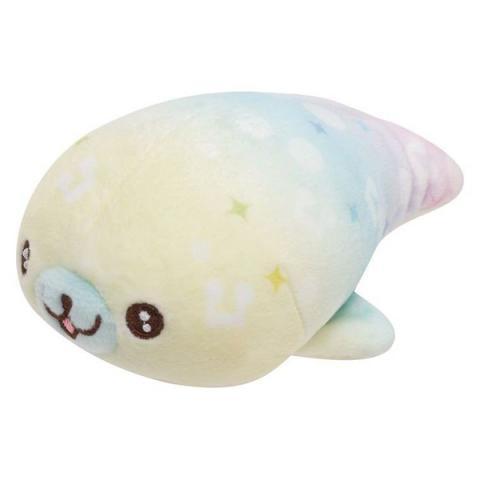 Mamegoma Seal Plush Small: Gradient