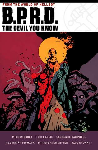 BPRD: The Devil You Know