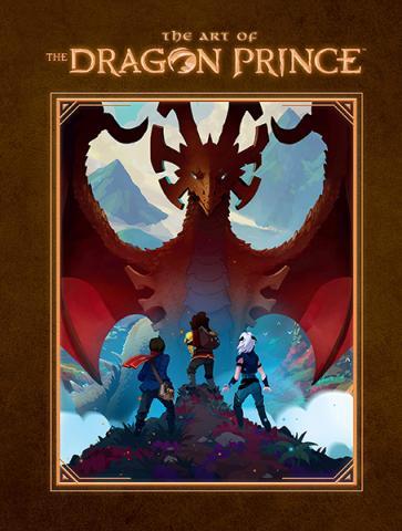 The Art of Dragon Prince