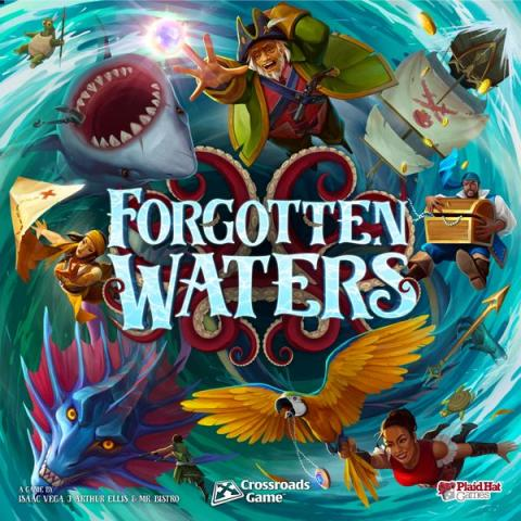Forgotten Waters - A Crossroads Game