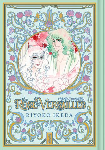 The Rose of Versailles Vol 3
