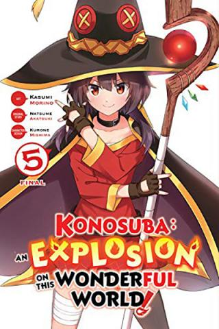 Konosuba: An Explosion on This Wonderful World Vol 5