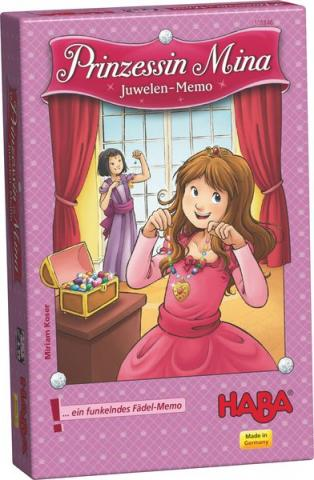 Princess Mina - Jewel Matching Game