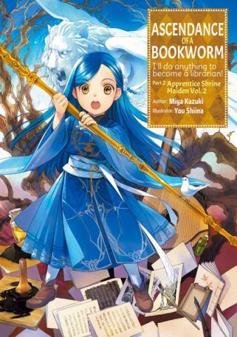 Ascendance of a Bookworm Light Novel Part 2 Vol 2