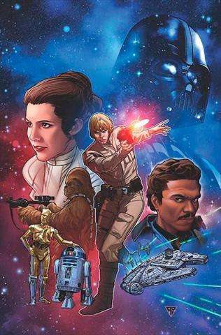 Star Wars Vol 1: The Destiny Path