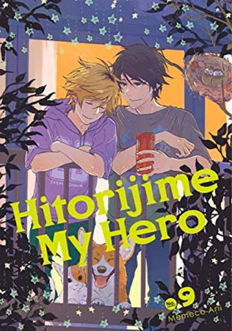 Hitorijime My Hero 9