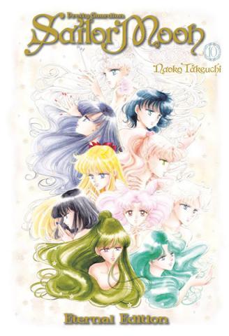 Sailor Moon Eternal Edition 10