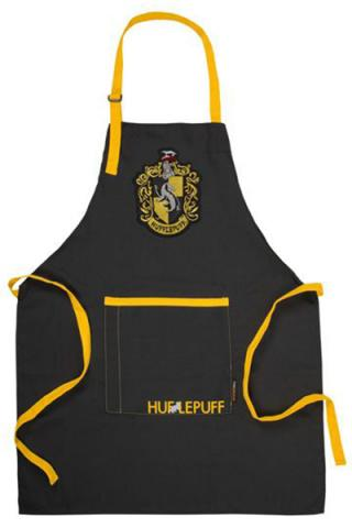 Harry Potter Apron with Pocket Hufflepuff