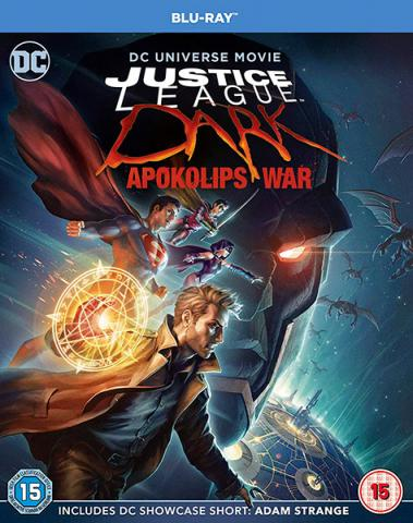 Justice League Dark: Apokolips War