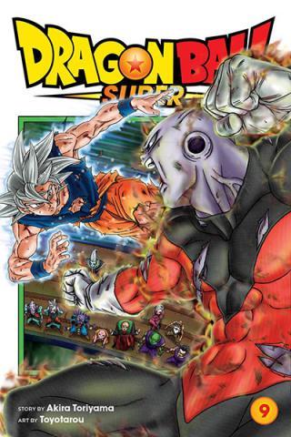 Dragonball Super Vol 9