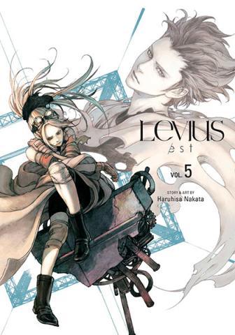 Levius Est Vol 5