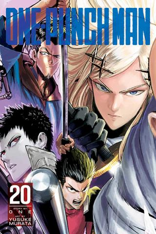 One-Punch Man Vol 20
