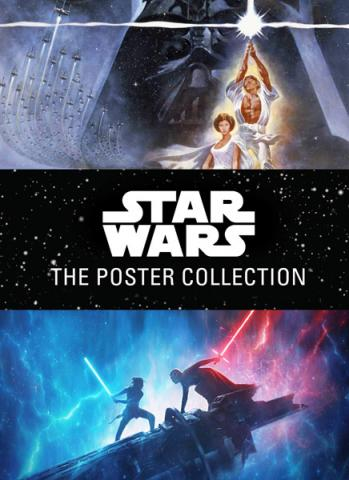 Star Wars: The Poster Collection Mini Book