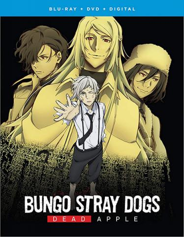Bungo Stray Dogs Dead Apple Feature Film