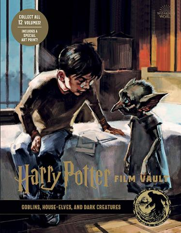 Harry Potter: Goblins, House-Elves, and Dark Creatures