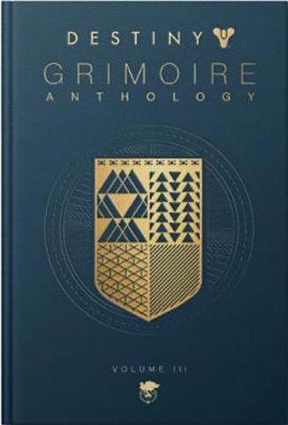 Grimoire Anthology - Vol 3