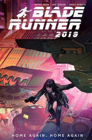 Blade Runner 2019 Vol 3 Home Again, Home Again