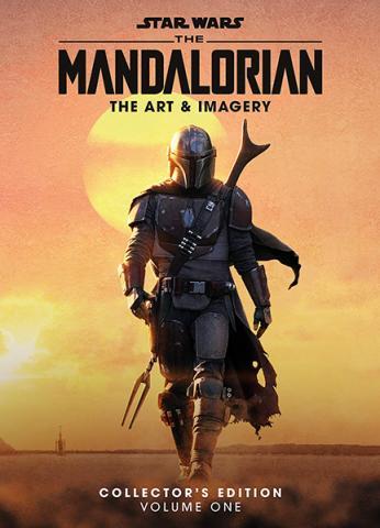 Star Wars The Mandalorian: The Art & Imagery Vol 1