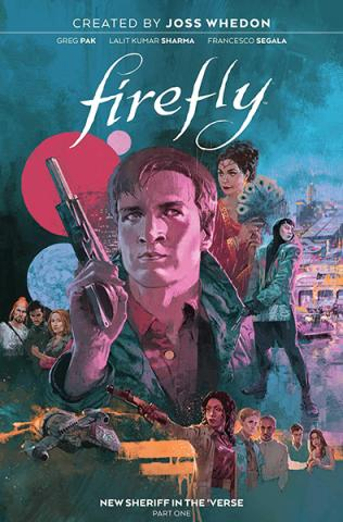 Firefly: New Sheriff in the 'Verse Part 1
