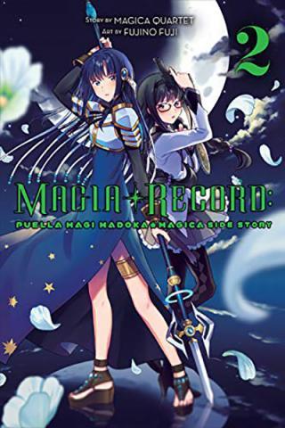 Magia Record: Puella Magi Madoka Magica Side Story Vol 2