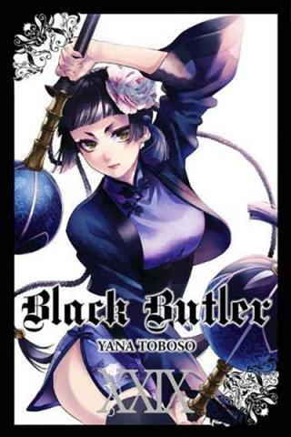 Black Butler Vol 29
