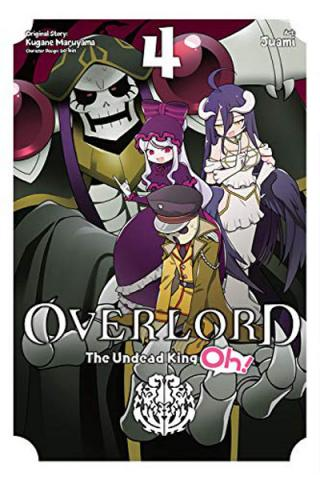 Overlord: The Undead King Oh Vol 4