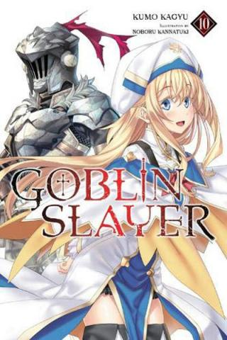 Goblin Slayer Light Novel 10