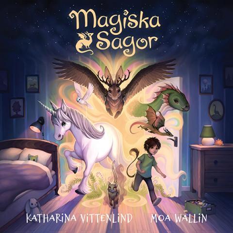 Magiska sagor