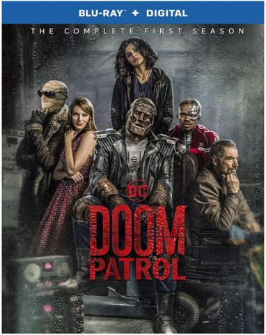 Doom Patrol Complete First Season