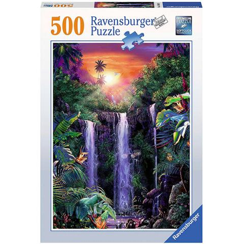 Wonderful Waterfall (500 pieces)