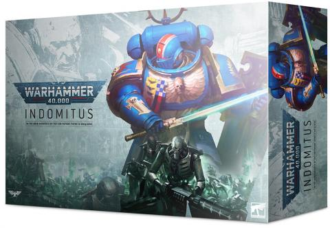 Warhammer 40.000 Indomitus (Print on Demand)