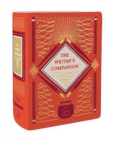 The Writer's Companion Ceramic Vase