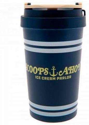 Scoops Ahoy Eco Travel Mug