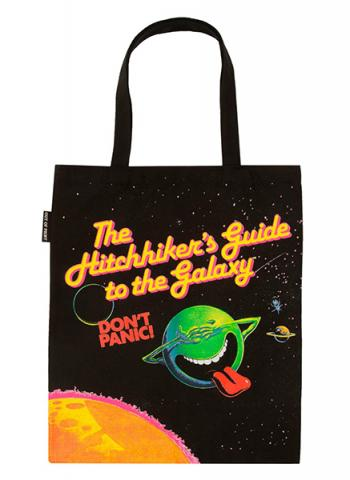 The Hitchhikers Guide to the Galaxy Tote