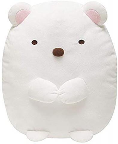 Sumikkogurashi Shirokuma Plush: Large