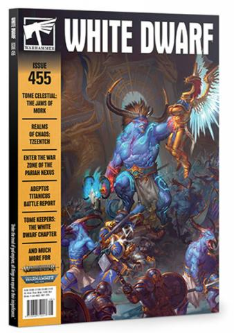 White Dwarf Monthly Nr 455 Augusti