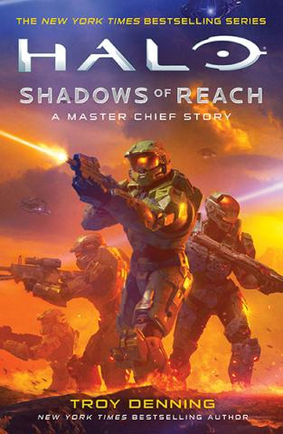 Shadows of Reach: A Master Chief Story