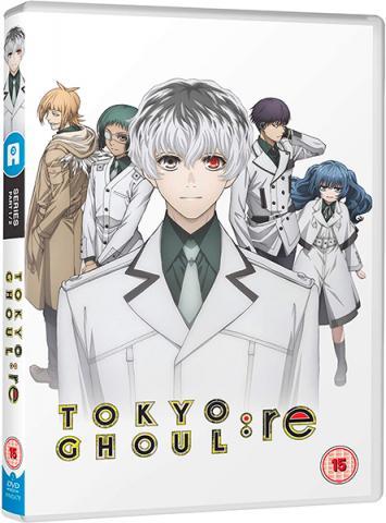 Tokyo Ghoul: re Part 1